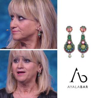 Luciana Littizzetto orecchini